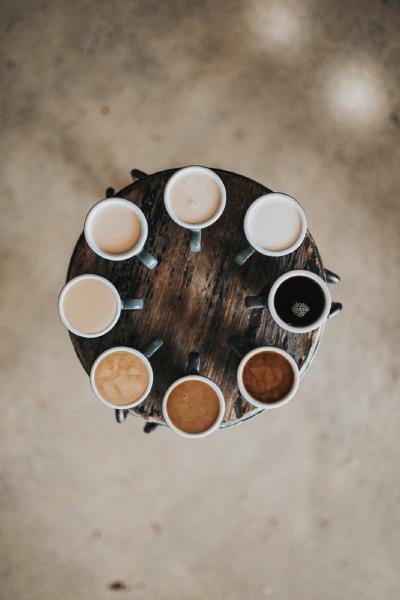 gourmet coffee as a present